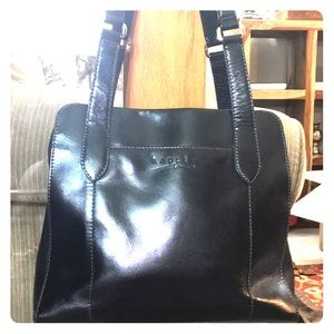 💕 Radley London black leather medium satchel 💕
